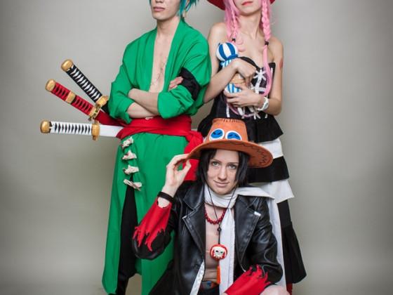 Yukon 2013 Vocaloid - Gruppenfotos