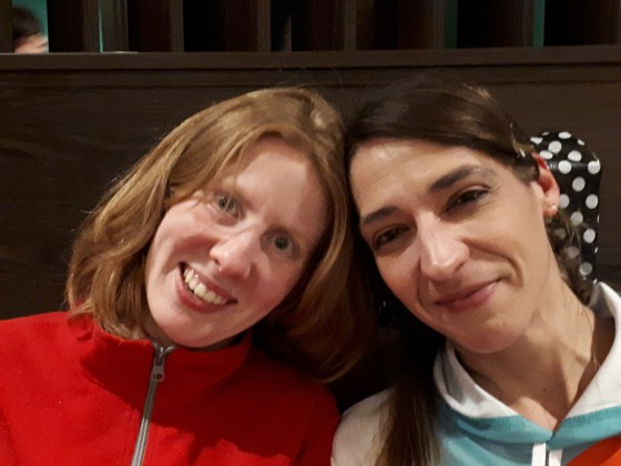 Frauenpower beim CT Hamburg