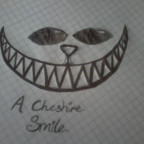 A cheshire Smile