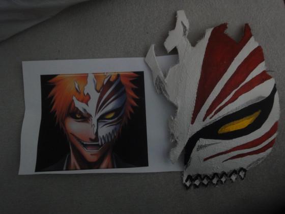 Hollow Ichigo Maske