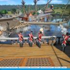Kleine Schiffsschlacht!
