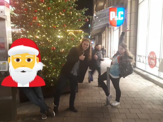 Weihnachtliches Fotoshooting Teil 2
