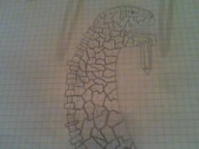 Drachenzeichnung #2
