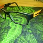 Meine Brille xD