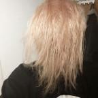 Little Neko Mit weißen noch feuchten Haaren *-*