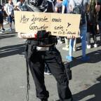 """Waffenverbot"" bei Cosplayern"