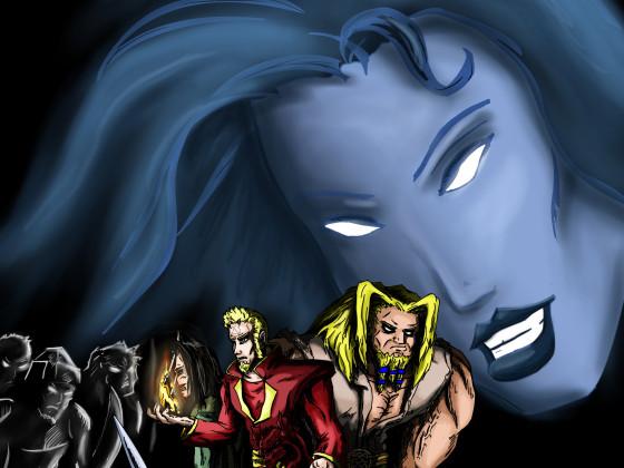 Cover von Comic 2