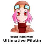 Itsuko Kamimori - Ultimative Pilotin