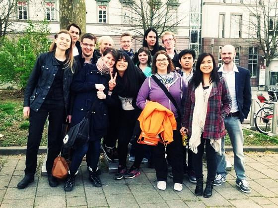April 2016 - 5. süddeutsches Communitytreffen @Stuttgart, Baden-Würrtemberg ♥