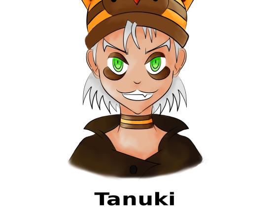 Tanuki - Ultimativer Langfinger