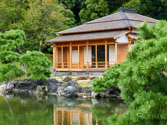 Hamarikyu Garden #3