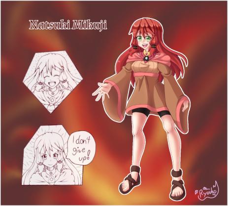 Natsuki Mikuji Character Sheet