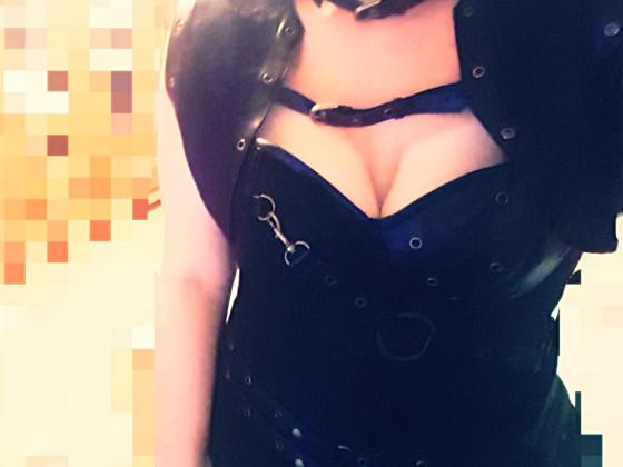 Steampunk Corsage♥