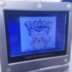 Retroabend: Pokemon Gelb auf dem GBA SP