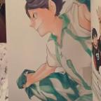 Haikara!!: Haikyuu!! Color Illustrations