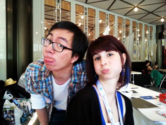 Schnappschüsse von der DoKomi 2015