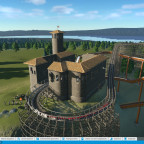Planet Coaster - Fort