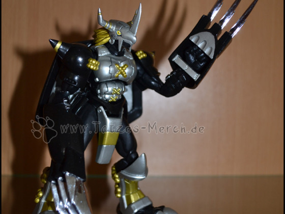 BlackWarGreymon (D-Arts)
