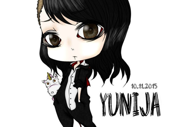 Yunija Chibi Version