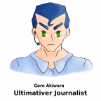 Goro Akiwara - Ultimativer Journalilst