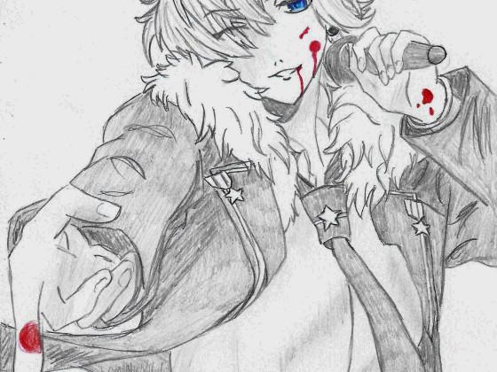 Kou Mukami - Diabolik Lovers