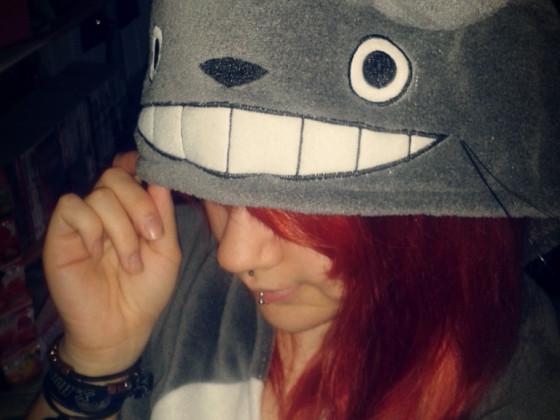 Totoro-Poncho! <3