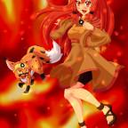 Natsuki und Koenna