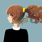 Hairy hair uwu