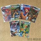 [Meine Sammlung] ThunderCats - Comic Serie 1