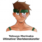 Tetsuya Morinaka - Ultimativer Überlebenskünstler
