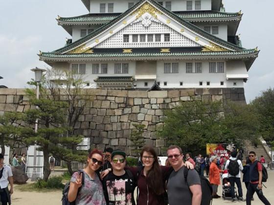 Grüße aus Japan