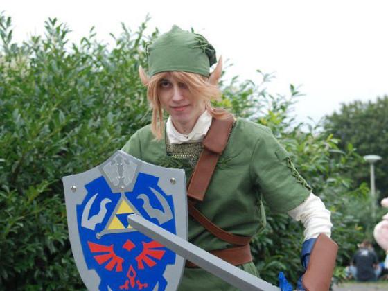 Twilight Princess Link @animagic2012