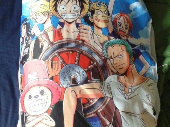 Mein One Piece Kissen