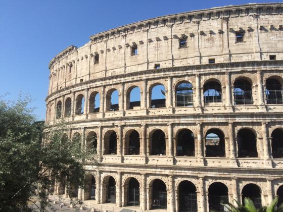 Italienurlaub - Kolloseum