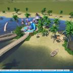 Seemonster Insel