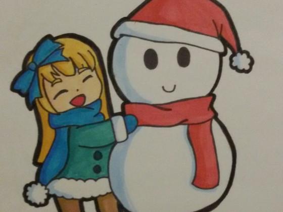 Chibi Snowman