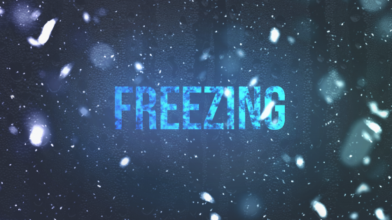 Freeze Wallpaper made by DisturbedSoul