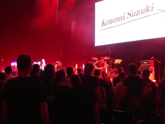 Konomi Suzuki im Mozartsaal - Animagic 2017