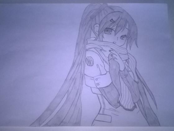 Hatsune Miku FanArt