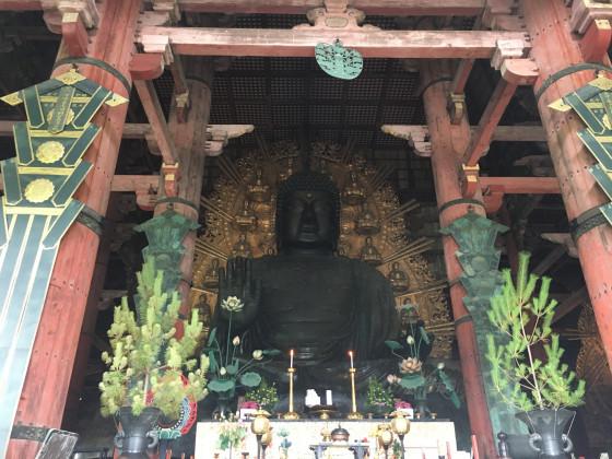 Ein Besuch im Buddha Tempel