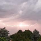 Gewitter über Soest