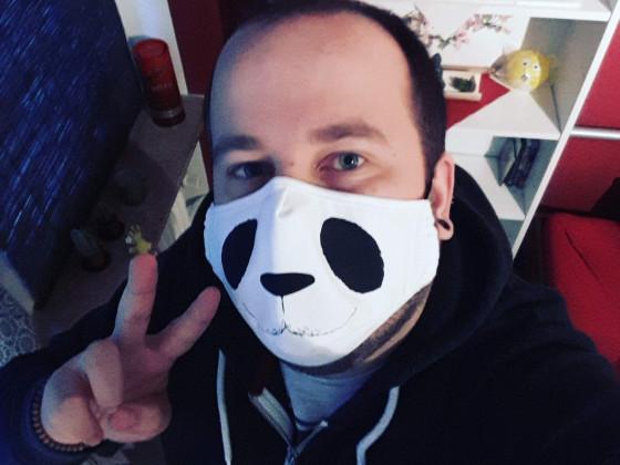 Ich und mein Panda. :o)