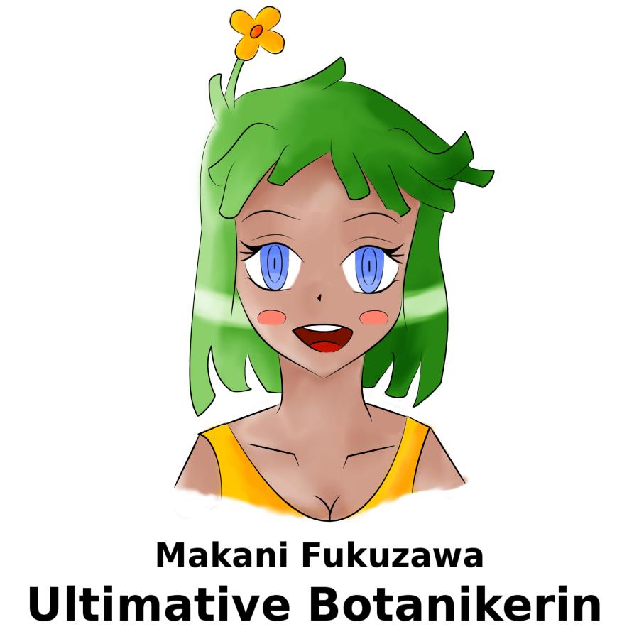 Makani Fukuzawa - Ultimative Botanikerin